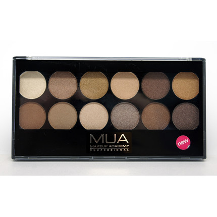 Eye Palette Heaven & Earth MUA PALETA CIENI