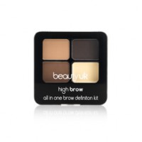 Beauty UK High Brow Eyebrow Kit Zestaw do Brwi