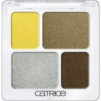 Catrice Absolute Eye Colour Paleta Cieni do Powiek 080 Yellow Submagreen