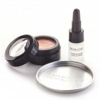 Makeup Revolution Metals Eye Foils Metaliczny Cień Magnificent Copper