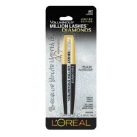 LOREAL Voluminous Million Lashes Diamonds Tusz do rzęs