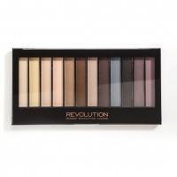 Makeup Revolution Palette Essential Mattes Paleta Cieni do Powiek