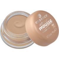 essence Soft Touch Mousse Podkład w Piance 01 Matt Sand