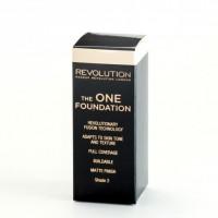 Makeup Revolution The One Foundation Podkład Shade 2