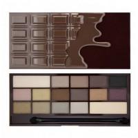 Makeup Revolution Wonder Death by Chocolate Paleta Cieni do Powiek