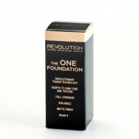 Makeup Revolution The One Foundation Podkład Shade 6