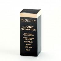 Makeup Revolution The One Foundation Podkład Shade 5