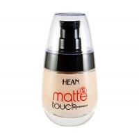 HEAN Matte Touch Podkład Matujący 6 Świetlisty Beż