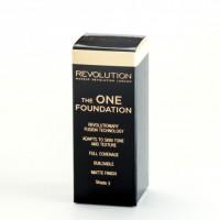 Makeup Revolution The One Foundation Podkład Shade 3