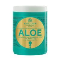 Kallos Maska do włosów aloesowa 1000 ml