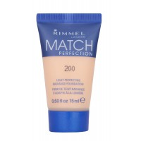 Rimmel Match Perfection Podkład 200 Soft Beige