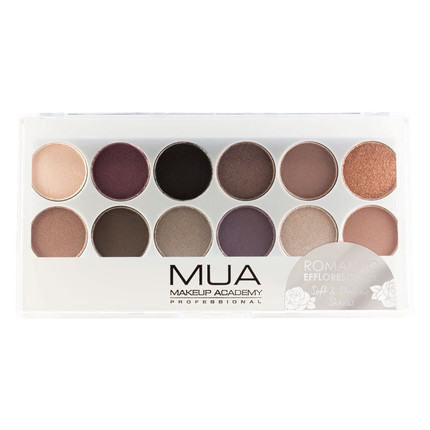 MUA Romantic Efflorescence Paleta Cieni do Powiek