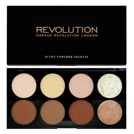 Znalezione obrazy dla zapytania makeup revolution konturowanie