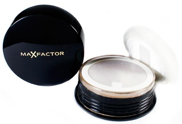 max factor loose powder