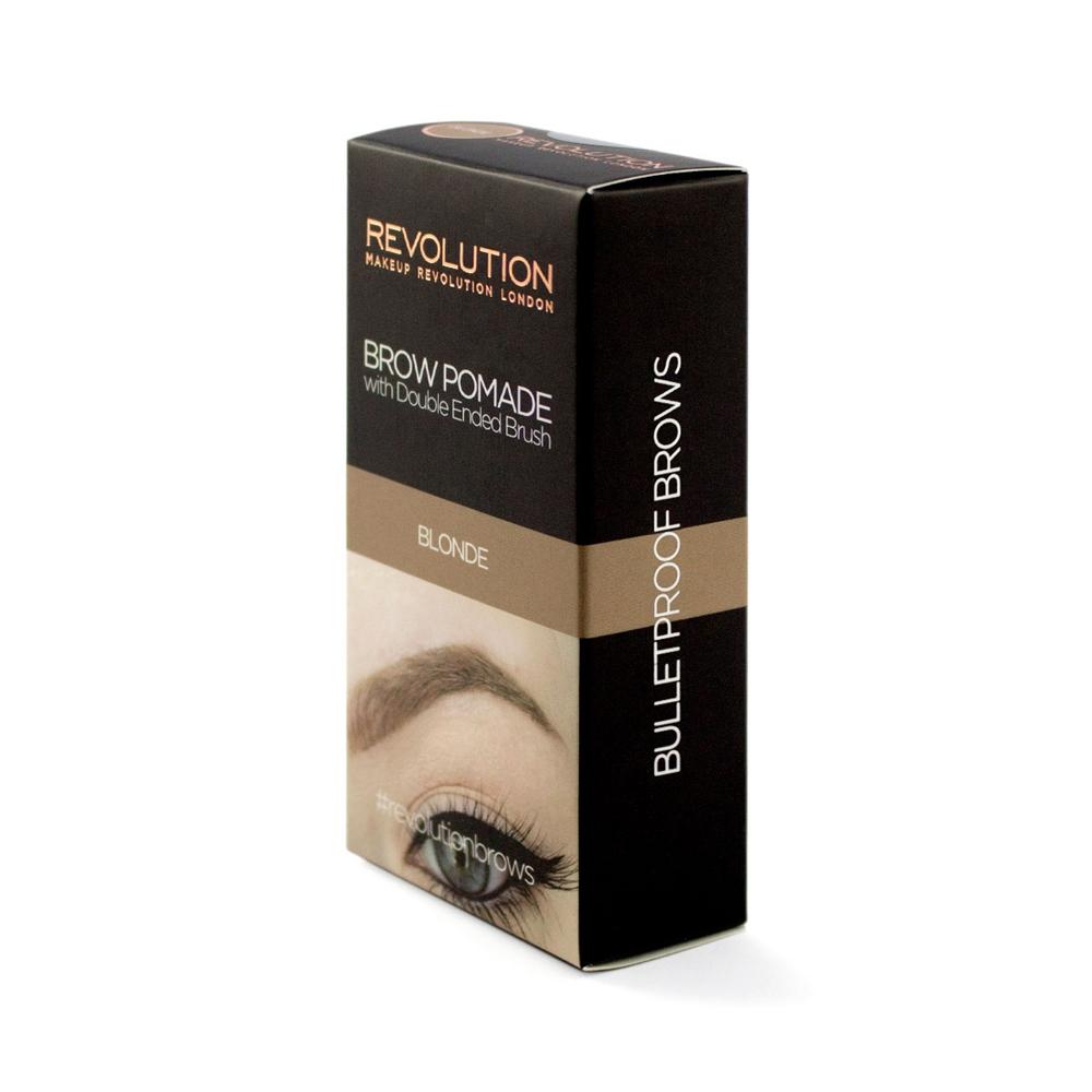 Makeup Revolution Brow Pomade Pomada Do Brwi Blonde