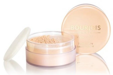 1ce49f06a884 Bourjois Loose Powder Puder Sypki 01 Peach