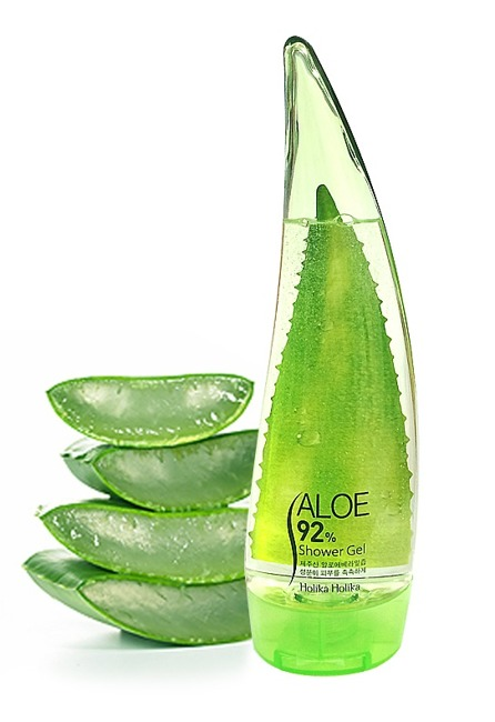 Holika Holika Aloe 92 Shower Gel żel Pod Prysznic 250ml